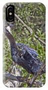 Snake Bird IPhone Case