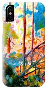 Snake River Bridge IPhone Case