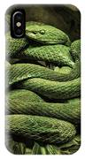 Snakes Alive IPhone Case