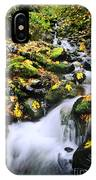 Snoqualmie National Fores IPhone Case