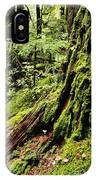 Snoqualmie National Forest IPhone Case