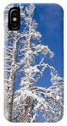 Snow Covered IPhone Case