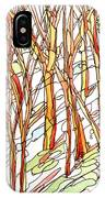 Snow Forest #1 IPhone Case
