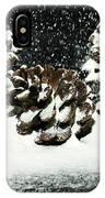 Snow In June IPhone Case