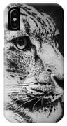 Snow Leopard IPhone X Case