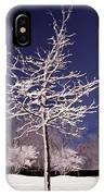 Snow Tree IPhone Case
