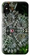 Snowcrystal Ornament 2016 IPhone Case
