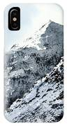 Snowdon IPhone Case