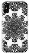 Snowflake 13 IPhone Case