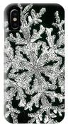 snowflake I IPhone Case