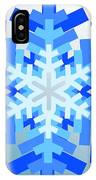 Snowflake Pile IPhone Case