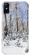 Snowscape IPhone Case
