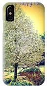 Snowy Days IPhone Case by Donna Bentley