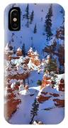 Snowy Fairy Castle IPhone Case