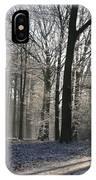 Mystical Winter Landscape IPhone Case
