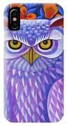 Snowy Owl IPhone Case