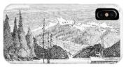 Snug Harbor Alaska Anchorage IPhone Case