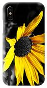 Soaking Up The Yellow Sunshine IPhone Case