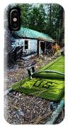 Soap Creek, Real Estate Series IPhone Case