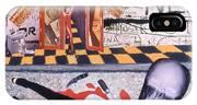 Soap Scene # 9 Med Ned Likes People Dead IPhone Case
