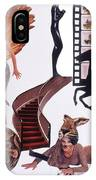Soap Scene #22 Lust In The Wind IPhone Case