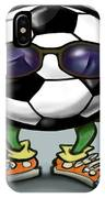 Soccer Cool IPhone Case