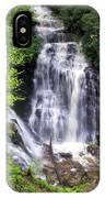 Soco Falls 1 IPhone Case