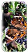 Soft Butterfly IPhone Case
