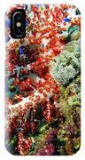 Soft Coral In Truk IPhone Case