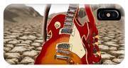 Soft Guitar II IPhone X Case
