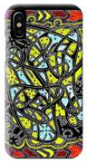 Solar Circus Hot IPhone Case