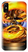 Solar Flare Abstract IPhone Case