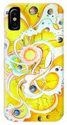 Solar System And Its Energy IPhone Case