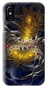 Solar Winds IPhone Case
