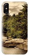 Solitary Wilderness IPhone Case