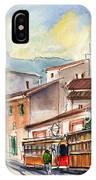 Soller In Majorca 01 IPhone Case