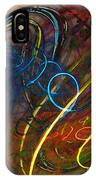 Some Critical Remarks Abstract Art IPhone Case