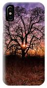 Somenos Oak IPhone Case