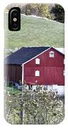 Somerset County Farm IPhone Case