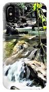 Somerset Stream IPhone Case