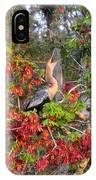 Song Of The Anhinga IPhone Case