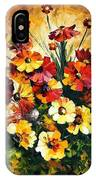 Songs Of My Heart IPhone Case