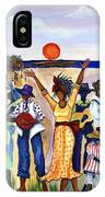 Songs Of Zion IPhone Case