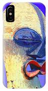 Songye Kifwebe Mask IPhone Case