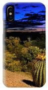 Sonoran Twilight IPhone Case