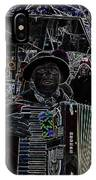 Soprano Altered Art IPhone Case