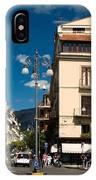 Sorrento Italy Piazza IPhone Case