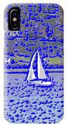 Sound Sailin 3 IPhone Case