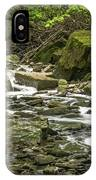 Sounds Of A Mountain Stream IPhone Case