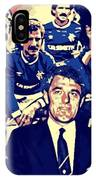Souness And Smith The New Era IPhone Case